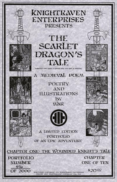 The Scarlet Dragon's Tale