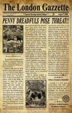 Penny Dreadfuls Pose Threat!!