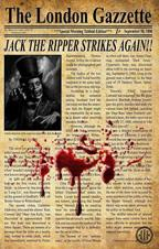Jack the Ripper Strikes Again!!