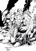 Doc Savage BW